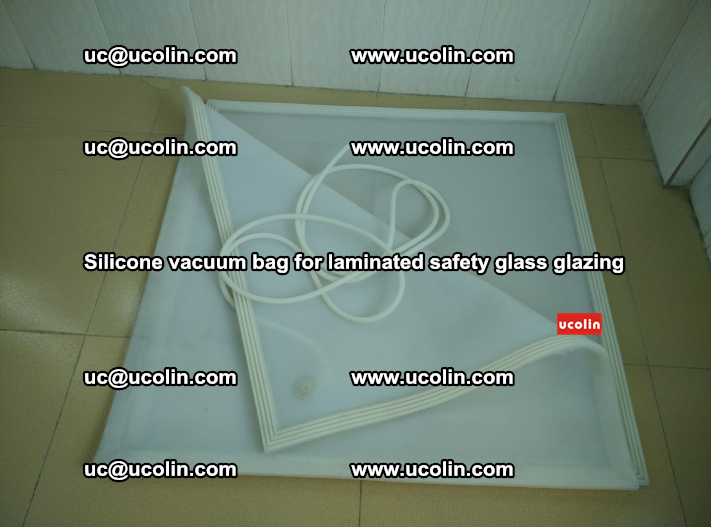 Silicone vacuum bag for safety glazing machine vacuuming,EVALAM EVASAFE EVAFORCE (38)