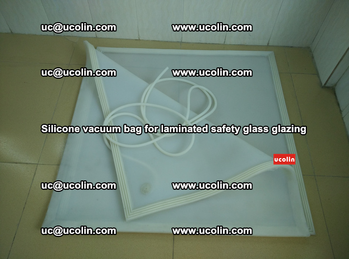 Silicone vacuum bag for safety glazing machine vacuuming,EVALAM EVASAFE EVAFORCE (40)