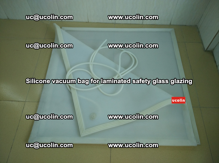Silicone vacuum bag for safety glazing machine vacuuming,EVALAM EVASAFE EVAFORCE (45)