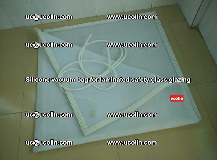 Silicone vacuum bag for safety glazing machine vacuuming,EVALAM EVASAFE EVAFORCE (48)