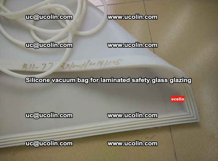 Silicone vacuum bag for safety glazing machine vacuuming,EVALAM EVASAFE EVAFORCE (5)