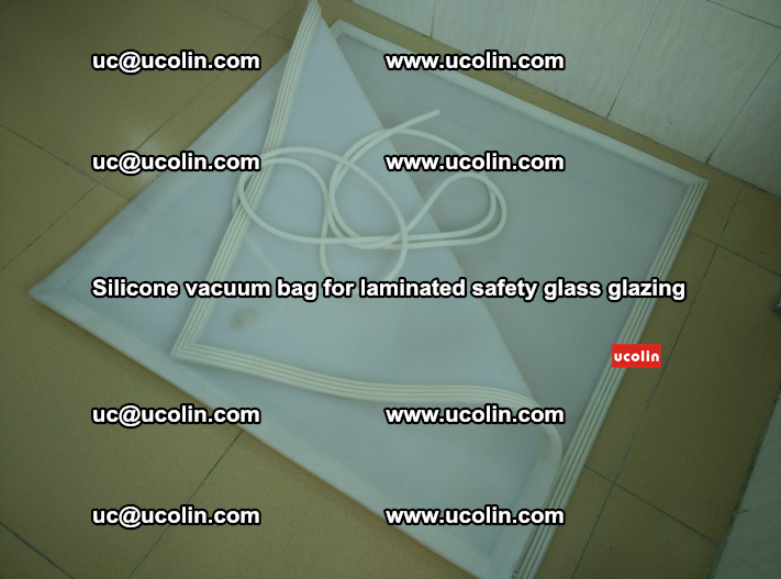 Silicone vacuum bag for safety glazing machine vacuuming,EVALAM EVASAFE EVAFORCE (52)