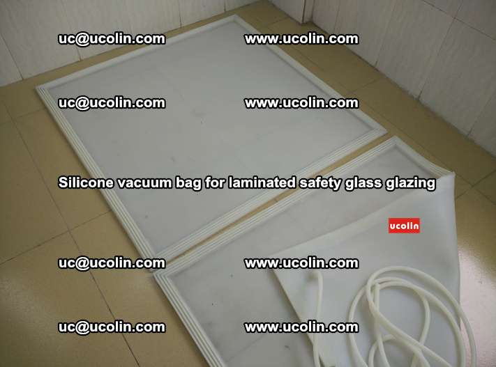 Silicone vacuum bag for safety glazing machine vacuuming,EVALAM EVASAFE EVAFORCE (63)
