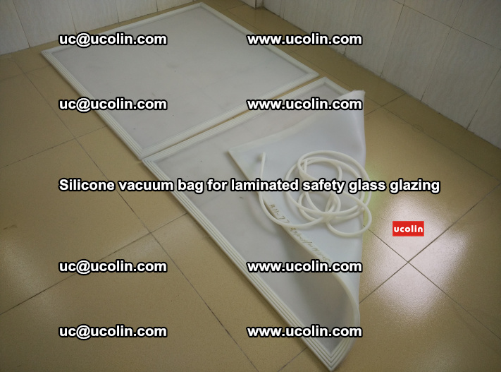 Silicone vacuum bag for safety glazing machine vacuuming,EVALAM EVASAFE EVAFORCE (66)