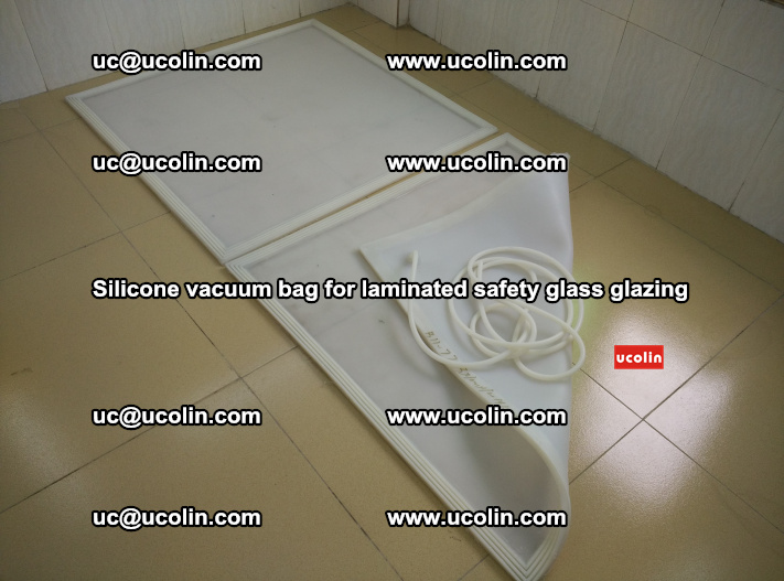 Silicone vacuum bag for safety glazing machine vacuuming,EVALAM EVASAFE EVAFORCE (69)