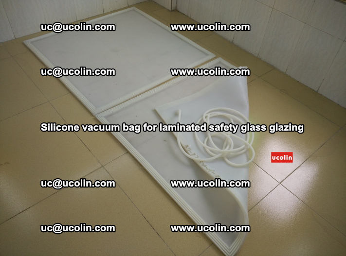 Silicone vacuum bag for safety glazing machine vacuuming,EVALAM EVASAFE EVAFORCE (72)
