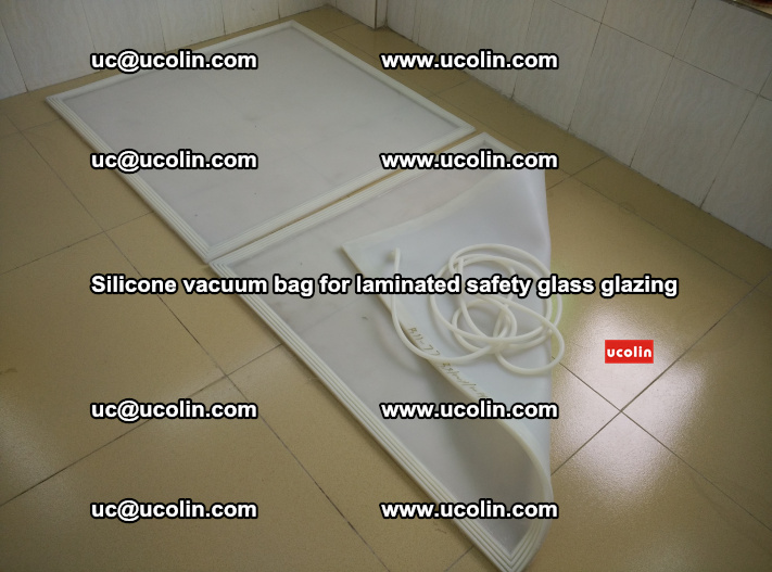 Silicone vacuum bag for safety glazing machine vacuuming,EVALAM EVASAFE EVAFORCE (73)