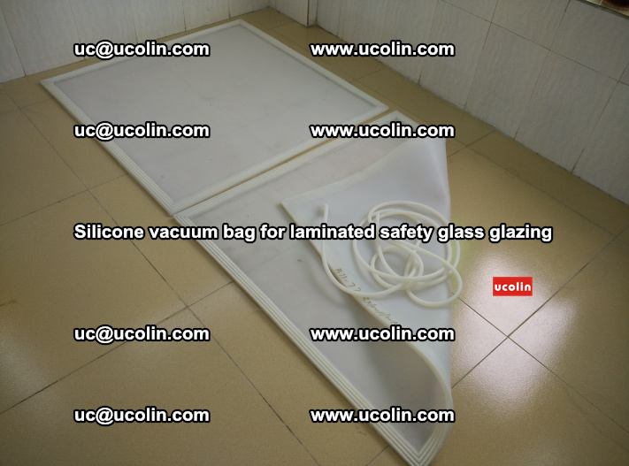 Silicone vacuum bag for safety glazing machine vacuuming,EVALAM EVASAFE EVAFORCE (74)