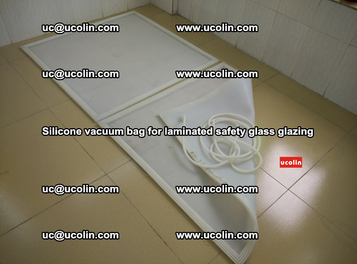 Silicone vacuum bag for safety glazing machine vacuuming,EVALAM EVASAFE EVAFORCE (75)