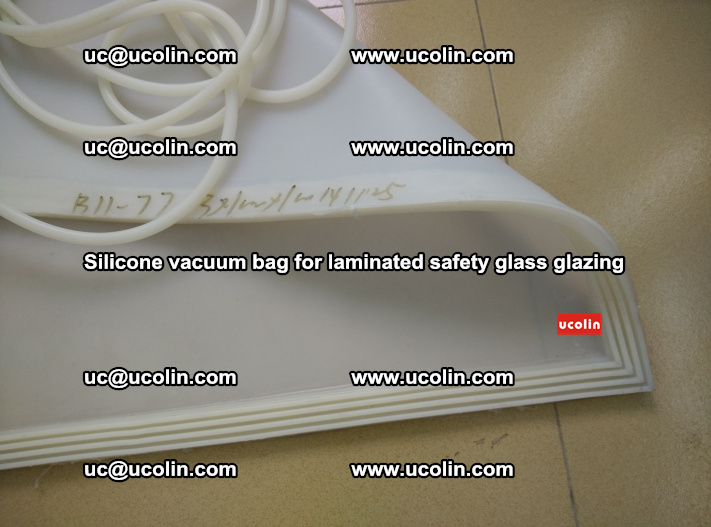 Silicone vacuum bag for safety glazing machine vacuuming,EVALAM EVASAFE EVAFORCE (8)