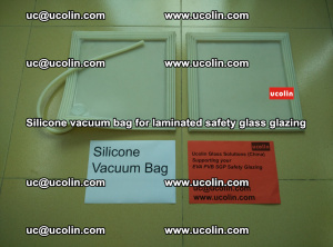 Silicone vacuum bag for safety laminated glalss galzing oven vacuuming (10)