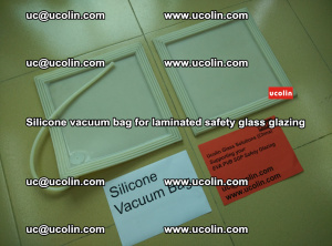 Silicone vacuum bag for safety laminated glalss galzing oven vacuuming (16)