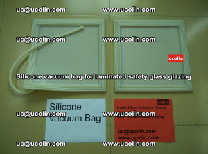 Silicone vacuum bag for safety laminated glalss galzing oven vacuuming (21)