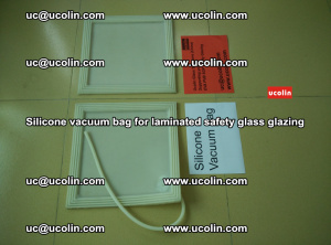 Silicone vacuum bag for safety laminated glalss galzing oven vacuuming (23)