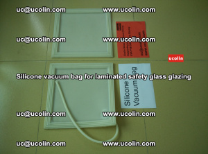 Silicone vacuum bag for safety laminated glalss galzing oven vacuuming (25)