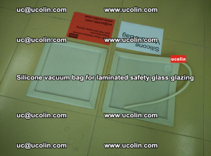 Silicone vacuum bag for safety laminated glalss galzing oven vacuuming (27)