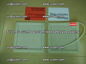 Silicone vacuum bag for safety laminated glalss galzing oven vacuuming (31)