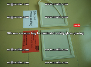 Silicone vacuum bag for safety laminated glalss galzing oven vacuuming (40)