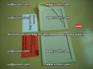 Silicone vacuum bag for safety laminated glalss galzing oven vacuuming (41)