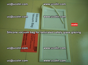 Silicone vacuum bag for safety laminated glalss galzing oven vacuuming (43)