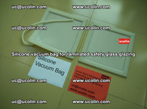 Silicone vacuum bag for safety laminated glalss galzing oven vacuuming (49)