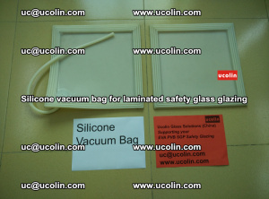 Silicone vacuum bag for safety laminated glalss galzing oven vacuuming (54)