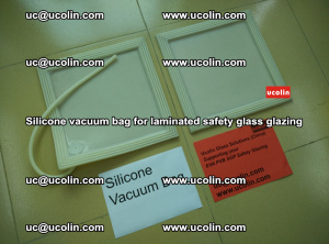 Silicone vacuum bag for safety laminated glalss galzing oven vacuuming (57)