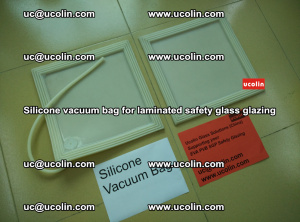 Silicone vacuum bag for safety laminated glalss galzing oven vacuuming (58)
