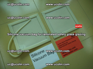 Silicone vacuum bag for safety laminated glalss galzing oven vacuuming (60)